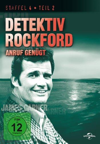 Detektiv Rockford Staffel 4.2 (3 DVDs)