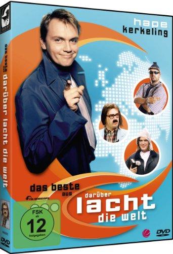 """Hape Kerkeling - Das Beste aus """"Darüber lacht die Welt"""""""