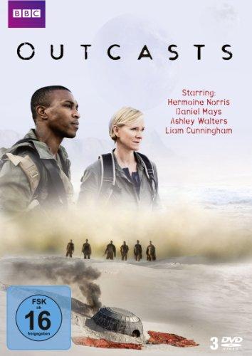 Outcasts Season 1 (3 DVDs)