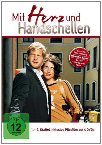 Mit Herz und Handschellen Staffel 1+2 (4 DVDs)