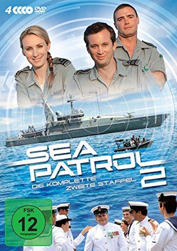 Sea Patrol Staffel 2 (4 DVDs)
