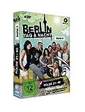 Berlin - Tag & Nacht, Vol.  2: Folgen 21-40 (4 DVDs)