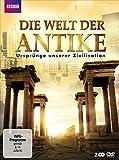 Die Welt der Antike - Ursprünge unserer Zivilisation (2 DVDs)