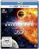 Geheimnisse des Universums - Sonne/Mond [3D Blu-ray + 2D Version]