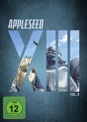 Appleseed XIII,