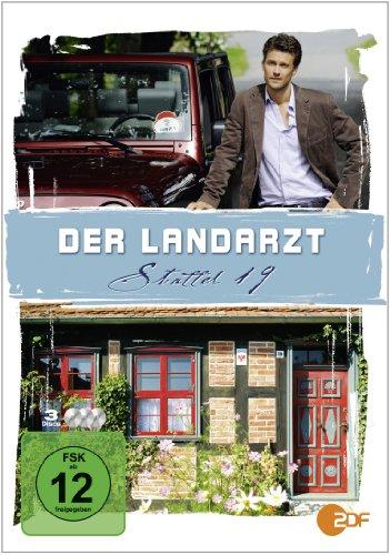 Der Landarzt Staffel 19 (3 DVDs)