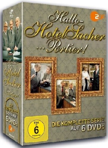Hallo - Hotel Sacher...Portier!
