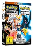 Pokémon - Der Film: Weiß - Victini and Zekrom / Schwarz - Victini and Reshiram (2 DVDs)