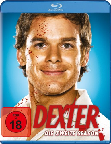 Dexter Staffel 2 [Blu-ray]