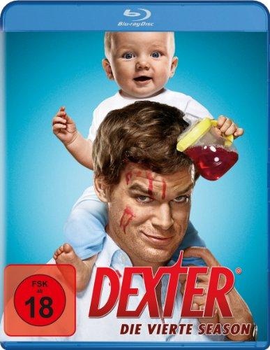 Dexter Staffel 4 [Blu-ray]