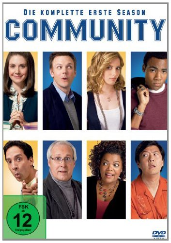 Community Staffel 1 (4 DVDs)