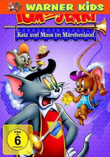 Tom & Jerry Katz und Maus im Märchenland