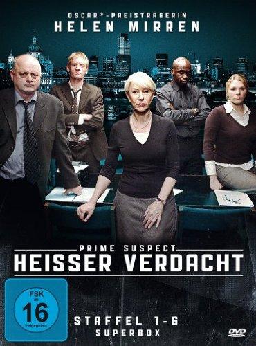 Heißer Verdacht Staffel 1-6 (12 DVDs)