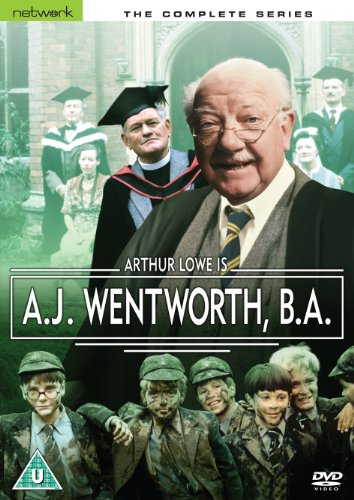 A.J. Wentworth BA The Complete Series