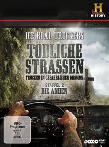 Ice Road Truckers: Tödliche Straßen