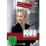 K11 - Kommissare im Einsatz: Staffel 1, Folge 141-160 (4 DVDs)