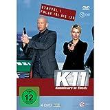 K11 - Kommissare im Einsatz: Staffel 1, Folge 101-120 (4 DVDs)