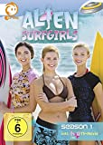 Alien Surfgirls - Staffel 1 + H2O TV-Movie (4 DVDs)