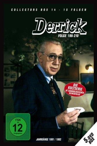 Derrick Collector's Box 14 (5 DVDs)