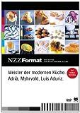 NZZ Format: Meister der modernen Küche