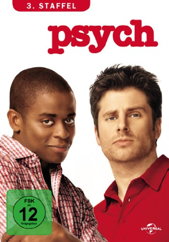 Psych Staffel 3 (4 DVDs)
