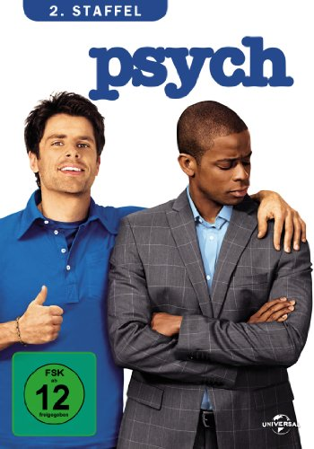 Psych Staffel 2 (4 DVDs)