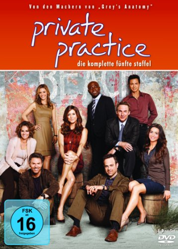 Private Practice Staffel 5 (6 DVDs)