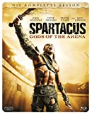Spartacus: Gods of the Arena - Die komplette Serie (Steelbook, Limited Edition) [Blu-ray]