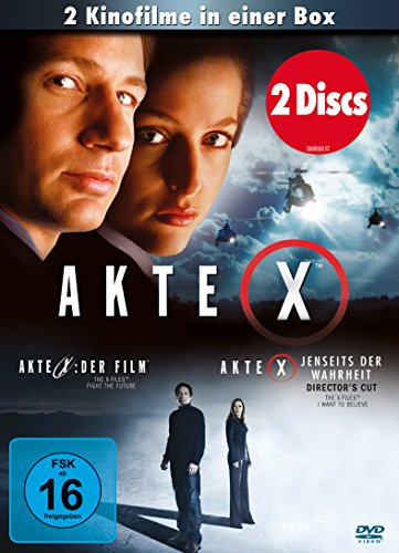 Akte X Der Film/Jenseits der Wahrheit (2 DVDs)