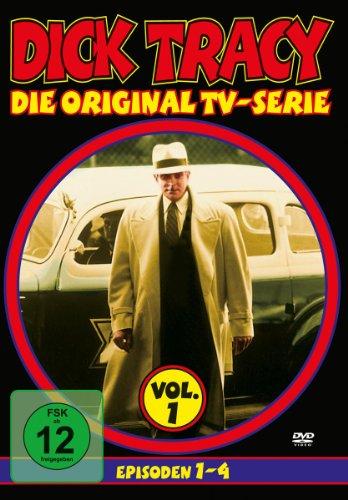 Dick Tracy Die Original TV-Serie, Vol. 1 (Episoden 1-4)