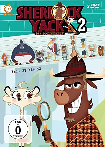 Sherlock Yack 2 - Fall 27-52 (2 DVDs)