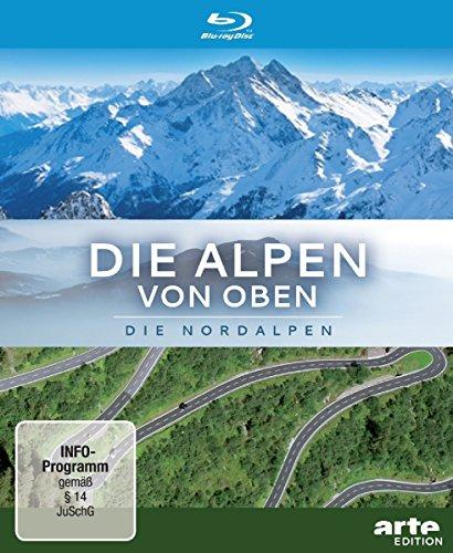 Die Alpen von oben: Die Nordalpen [Blu-ray]