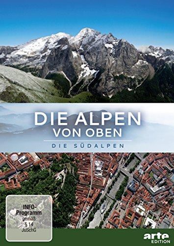 Die Alpen von oben: Die Südalpen (2 DVDs)