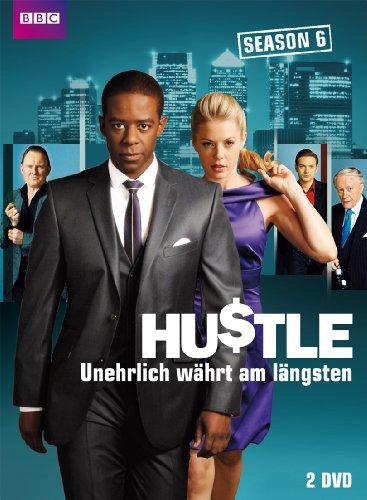 Hustle - Unehrlich währt am längsten, Staffel 6 (2 DVDs)