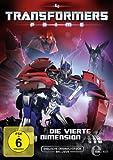 Transformers Prime, Vol. 4: Die vierte Dimension
