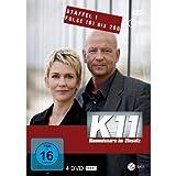 Kommissare im Einsatz: Staffel 1, Folge 181-200 (4 DVDs)