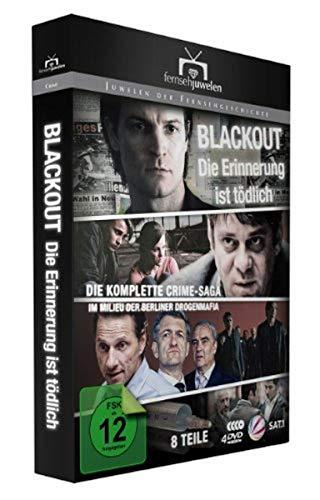 Blackout - Die Erinnerung ist tödlich 3 DVDs