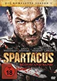 Spartacus: Blood and Sand - Staffel 1 (5 DVDs)