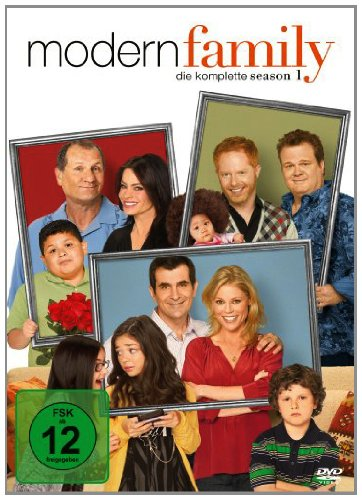 Modern Family Staffel 1 (4 DVDs)