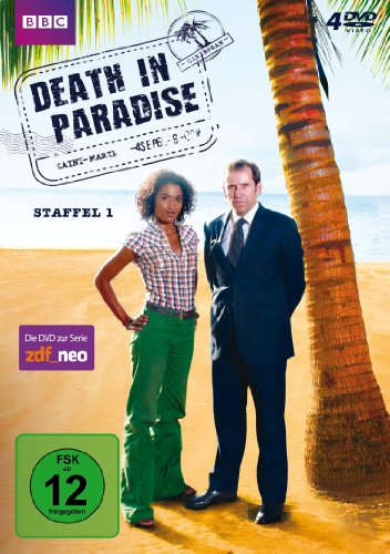 Death in Paradise Staffel 1 (4 DVDs)