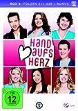 Hand aufs Herz - Box 8: Folge 211-234 (3 DVDs)
