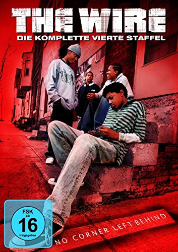 The Wire Staffel 4 (5 DVDs)
