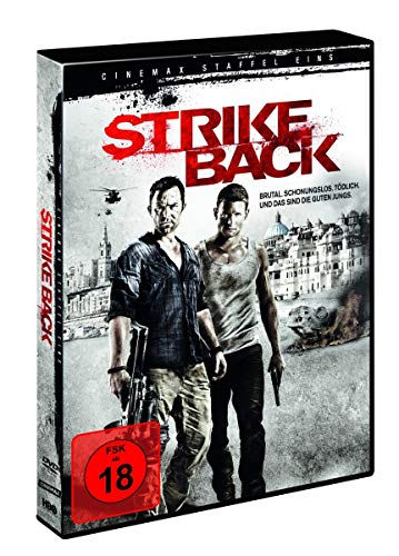 Strike Back Staffel 1 (4 DVDs)