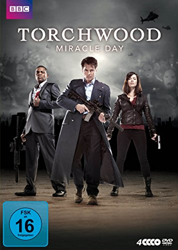 Torchwood Miracle Day (4 DVDs)