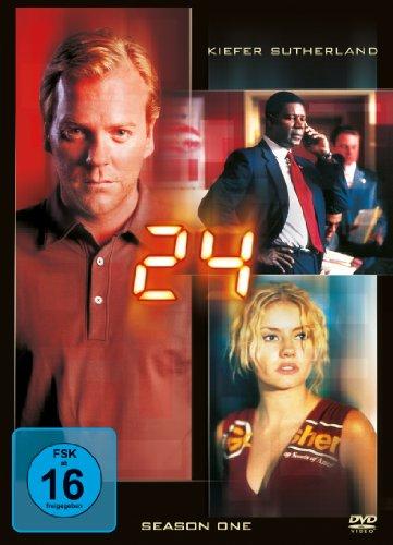 24 Season 1 (6 DVDs)