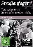 Straßenfeger 44 - Tote reden nicht / Botschafter morden nicht (4 DVDs)