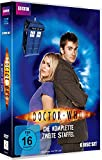 Doctor Who -  Staffel 2 (6 DVDs)