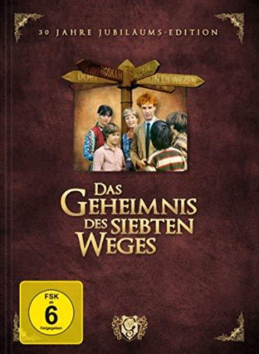 Das Geheimnis des siebten Weges 30 Jahre Jubiläums-Edition (3 DVDs)
