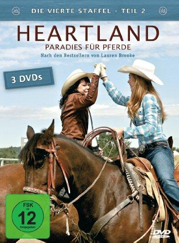 Heartland - Paradies für Pferde: Staffel 4, Teil 2 (3 DVDs)
