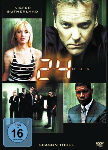 24 Season 3 (7 DVDs)